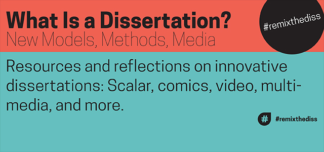 reflections dissertation proposal