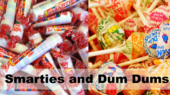 Reflections on Adapting In-class Activities for Online: Smarties and Dum Dums Activity