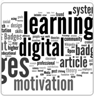 Badges for Learning Research