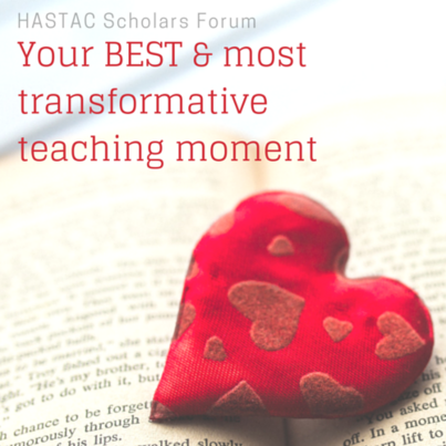 Best Teaching Moments