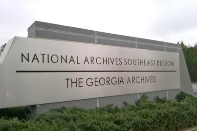 Please sign a petition to save Georgia's state archives!