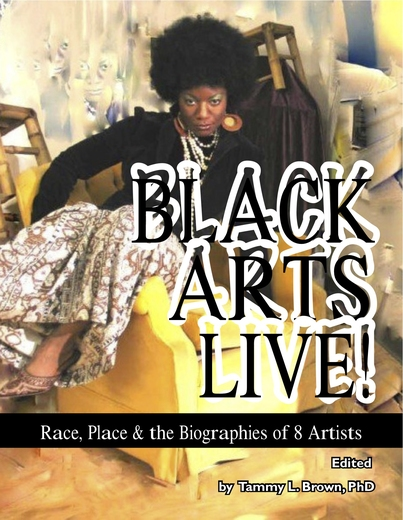 Black Arts Live!: eBook & iPhone App