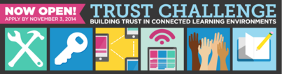 Now Accepting Applications! Trust Challenge: Building Trust in Connected Learning Environments - $1.2M in Awards