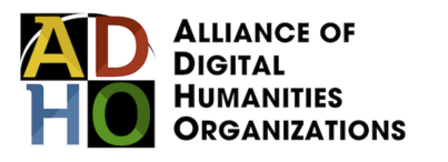 Alliance of Digital Humanities logo