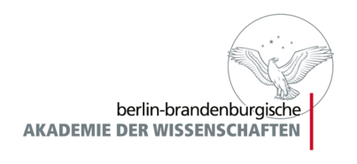 Logo of the Berlin-Brandenburg Academy of Sciences and Humanities, Berlin (Germany)