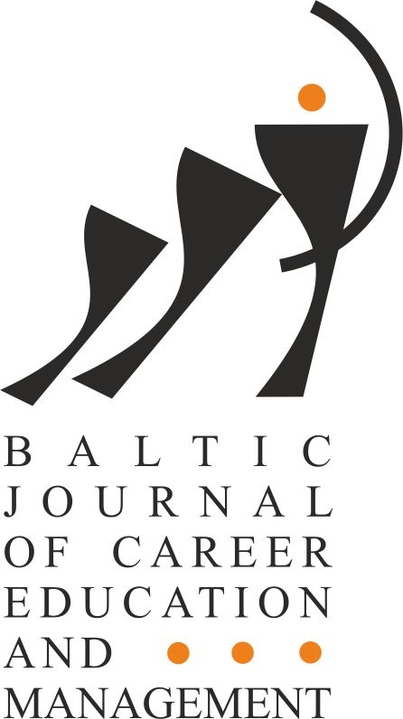 Baltic Journal of Career Education and Management. Information_9CFP_BJCEM_2018