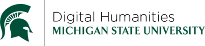 MSU Digital Humanities logo