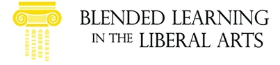 Blended Learning in the Liberal Arts logo