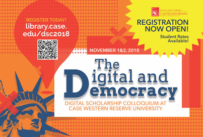 2018 Digital Scholarship Colloquium - The Digital and Democracy