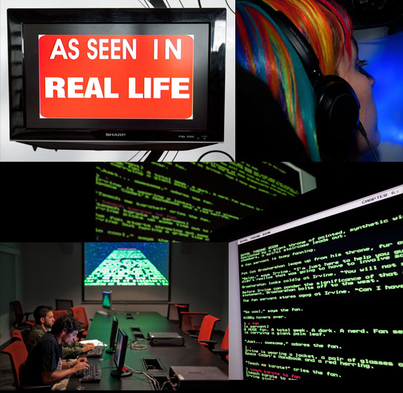 UCSC's DIGITAL ARTS AND NEW MEDIA (DANM) MFA PROGRAM: CALL FOR APPLICATIONS FOR FALL 2013