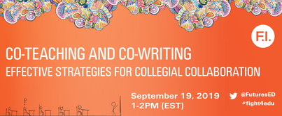 Co-Teaching & Co-Writing: Effective Strategies for Collegial Collaboration