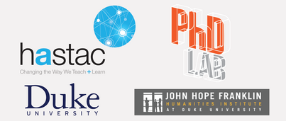 Become HASTAC & the PhD Lab's next Program Coordinator (Duke - Durham, NC)