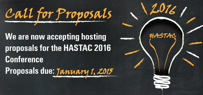 Request for HASTAC 2016 Conference Hosting Proposals