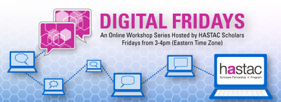 RSVP for Digital Fridays! The topic is Making Meaning with Digital Tools: Practical and Inclusive Teaching Strategies