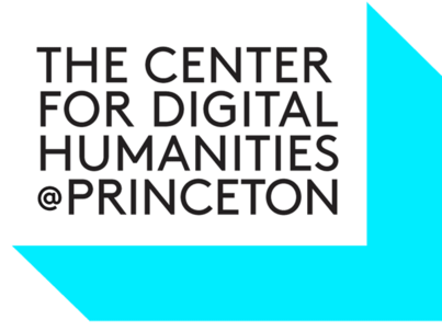 The Center for Digital Humanities @ Princeton