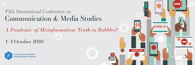 ONLINE: Fifth International Conference on Communication & Media Studies