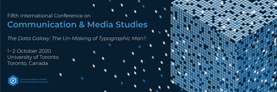 Fifth International Conference on Communication & Media Studies