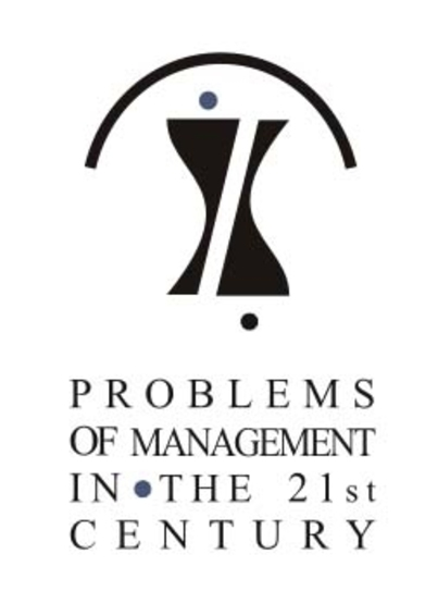 Problems of Management in the 21st Century. Information_24CFP_PMC_2020