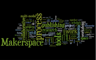 Publishing Makerspace:  Adventures in Publishing