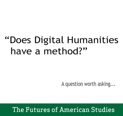 ANNC: 2017 Futures of American Studies Institute at Dartmouth College