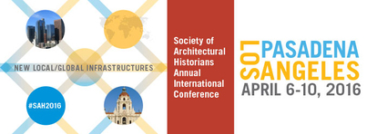 SAH Los Angeles Seminar - Surveying L.A.: Past, Present, Future