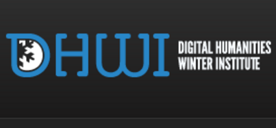 The Digital Humanities Winter Institute @MITH