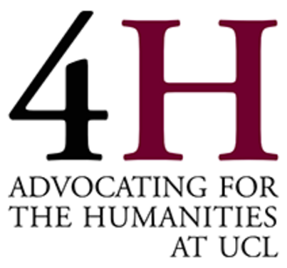 4Humanities@UCL: Showing the Arts and Humanities Matter