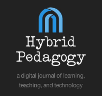 CFP: Critical Digital Pedagogy