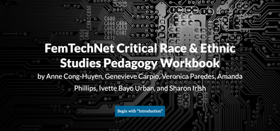 Call for Participation: FemTechNet Critical Race and Ethnic Studies Pedagogy Workbook