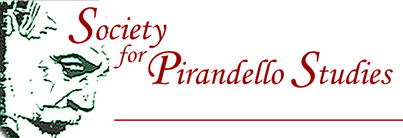 Society for Pirandello Studies Banner