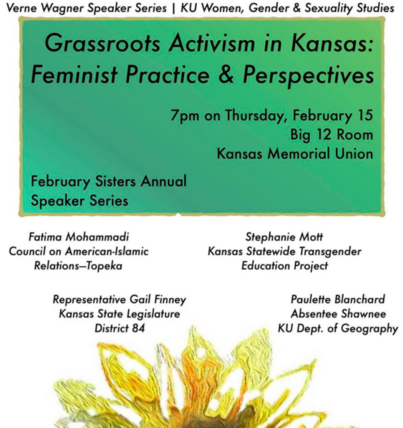 Grassroots Activism in Kansas: Feminist Practice & Perspectives