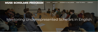 MUSE Scholars Program