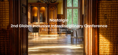 Nostalgia: 2nd Global Interdisciplinary Conference