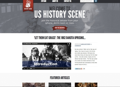 Bancroft Library-U.S. History Scene Fellowship in Digital History
