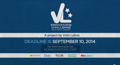Announcing the Voto Latino Innovators Challenge