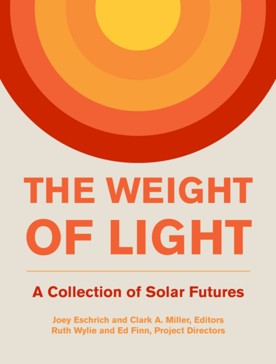 The Weight of Light solar futures book
