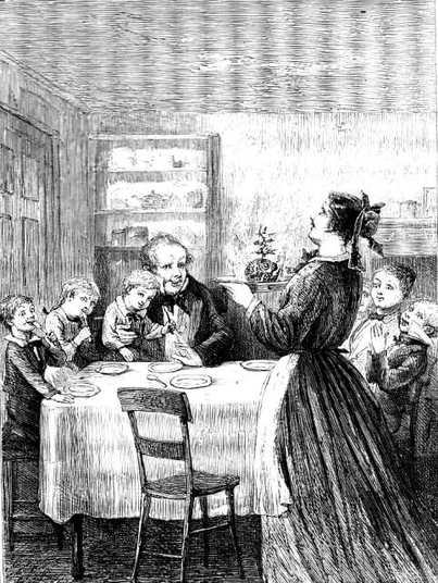 """Now Bring Us Some Figgy Pudding"": Plum Pudding and the Celebration of Christmas in Nineteenth-Century America"