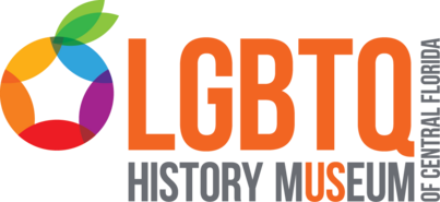 Logo for the LGBTQ History Museum of Central Florida