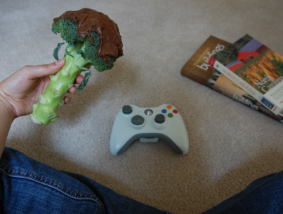 Chapter Four:  Paying Attention to the Chocolate-Covered Broccoli:  How Video Games Can Change the Ways You Understand Teaching