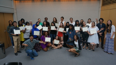 Congratulations CUNY Leadership Fellows!