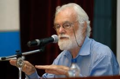 David Harvey lecture on Rebel Cities and Revolution