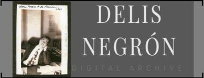 Delis Negrón Digital Archive