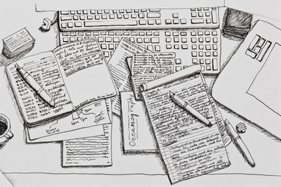 Organizing your research, digitally