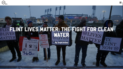 Flint Lives Matter: The Fight for Clean Water