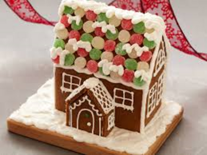 How To Make The Perfect Gingerbread House LLG3: Stepahnie Lacy, Julia Heid, Kristin Glavis, Katie Willis