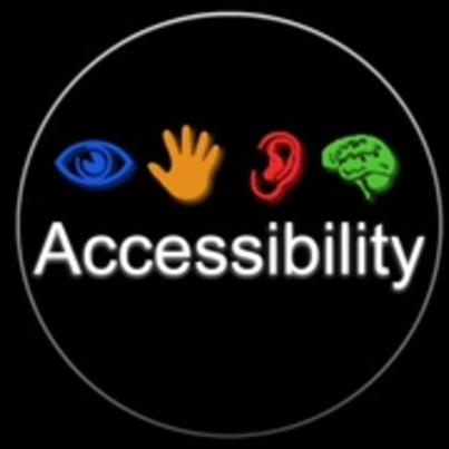 Global accessibility Logo