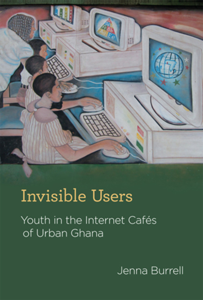 New book on youth & internet cafes in Ghana
