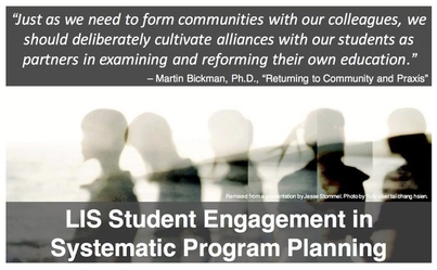 This is the University I Fight For: Student Engagement in Educational Change