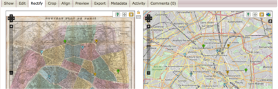 Mapping and Geocoding, Part 2: Map Warper and ArcGIS