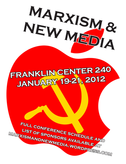 Marxism and New Media Conference: This Week at Duke, Thursday through Saturday!